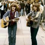 1976 Bonn , Straßenmusik
