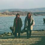 1997 Unterwegs am Rhein | Foto: Volker Hoffmann