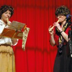 2005 Grün und Huth als Irmgard Wolf und Annemarie Wolters (Gemeinde St. Hedwig)