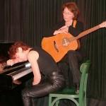 2003 Auftritt im Anno Tubac | Foto: Mani Wollner